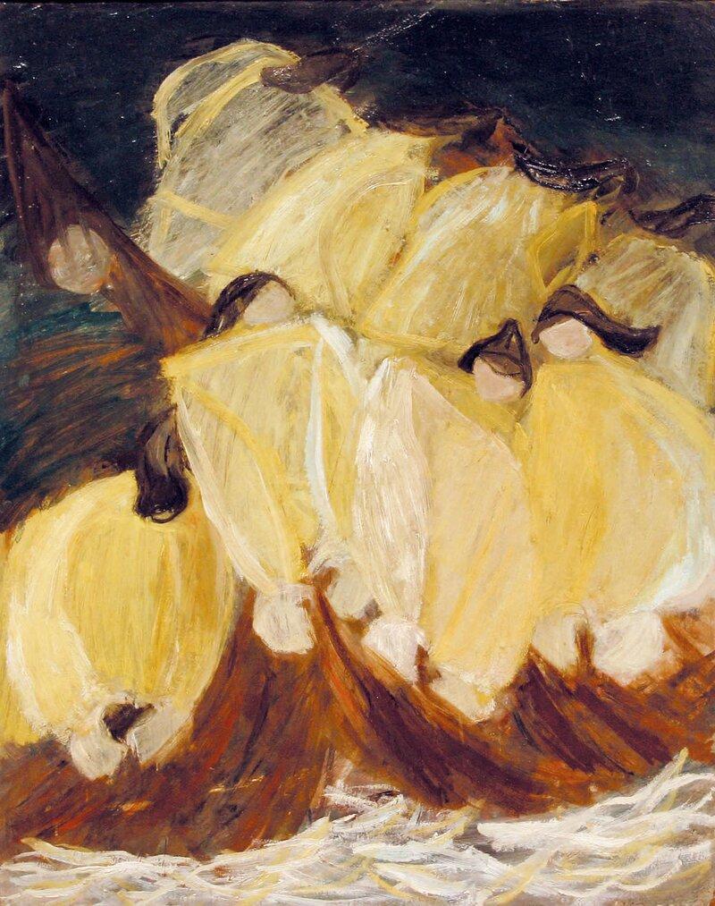 Studie fra sildefisket III 1938