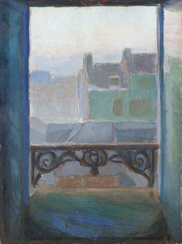 Utsikt over Montmartre