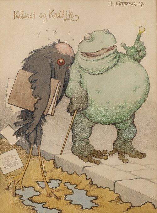 Kunst og kritikk 1907