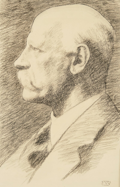Portrett av Fridtjof Nansen