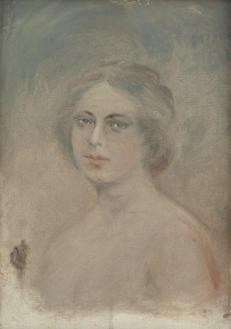 Portrett av Sigrid Undset