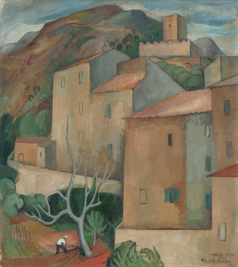 Fra Assisi, Italia 1920