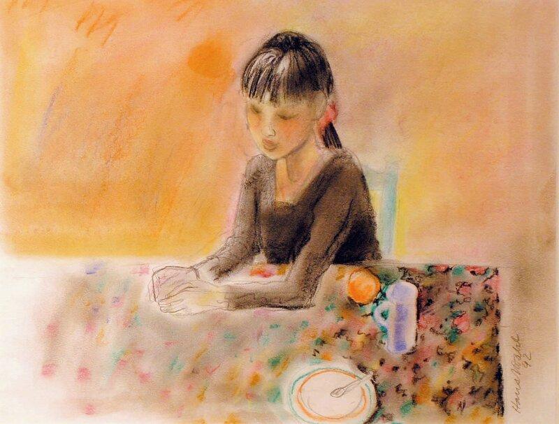 Ved frokostbordet 1992