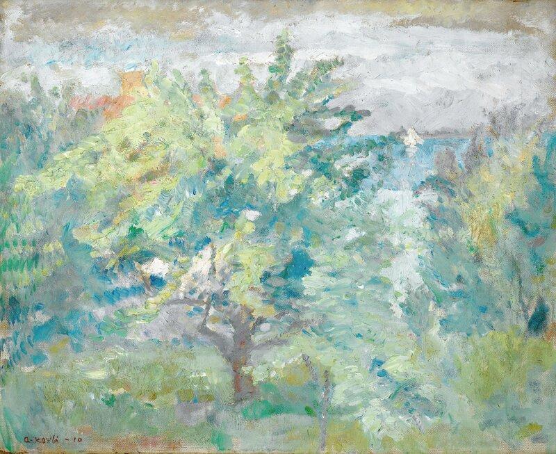 Frukttre 1910