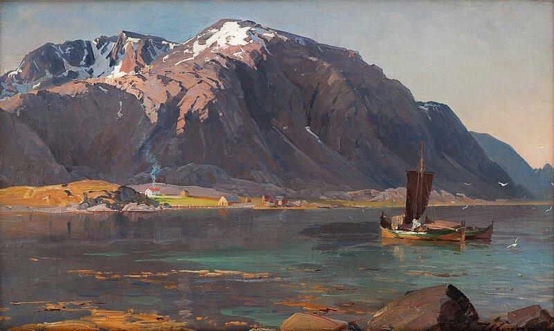 Fra Vega Helgeland