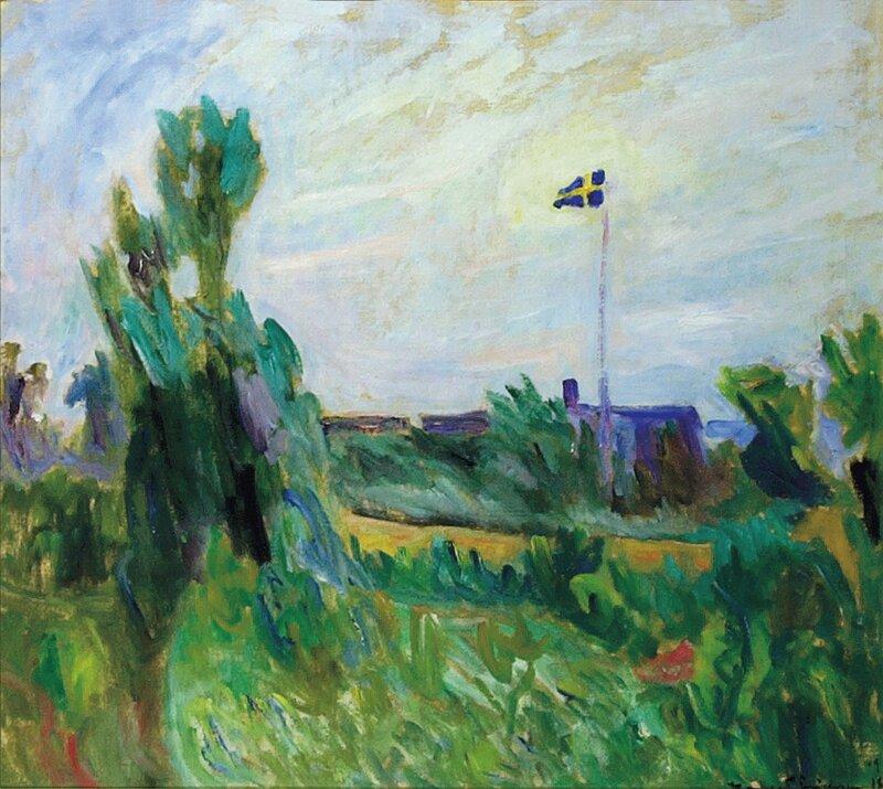Graaveir, Skaane 1916