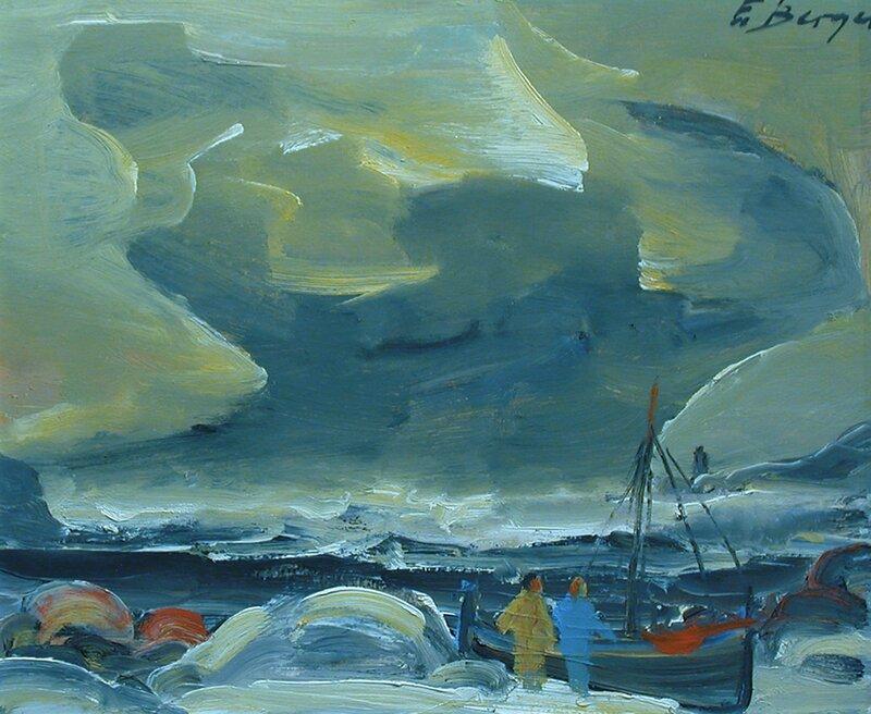 To figurer ved Nordlandsbåt