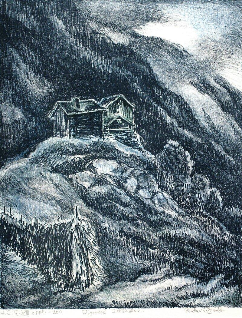 Bjørnarå Setesdal