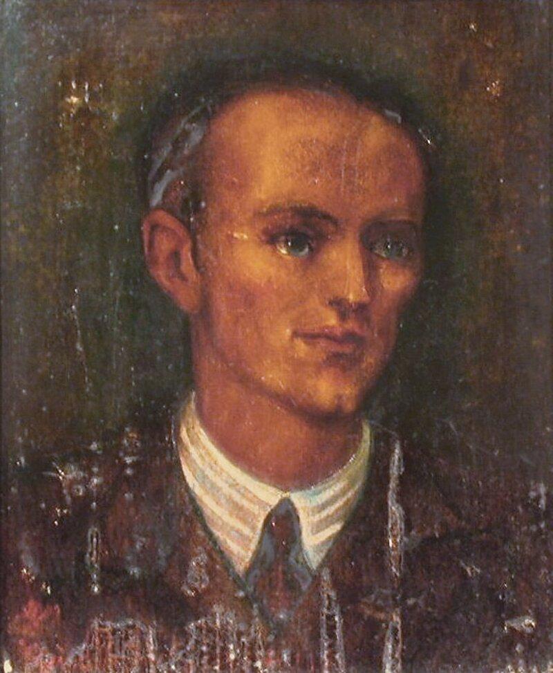 Portrett av Arne Isaksen